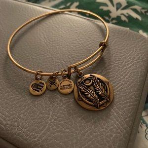 """Alex and Ani bracelet """"Godspeed"""""""